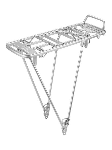 """Pletscher Inova Bike Rack 26-28"""" Easyfix silver"""